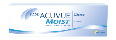 1-DAY ACUVUE® MOIST® product packshot