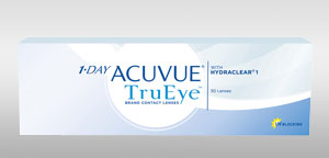 1•-DAY ACUVUE® TruEye® product packshot